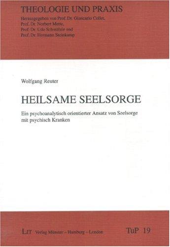 9783825871277: Heilsame Seelsorge