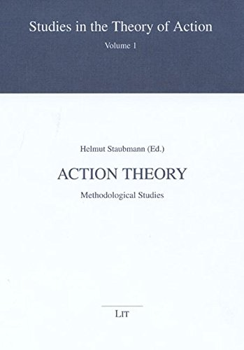 9783825875022: Action Theory: Methodological Studies (Studies in the Theory of Action)