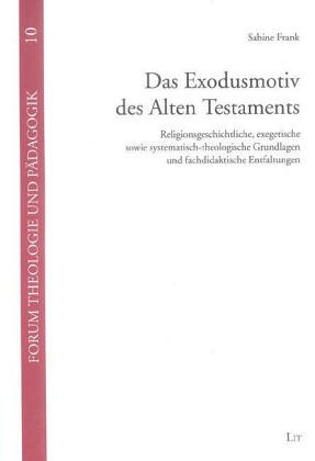 9783825875107: Das Exodusmotiv des Alten Testaments