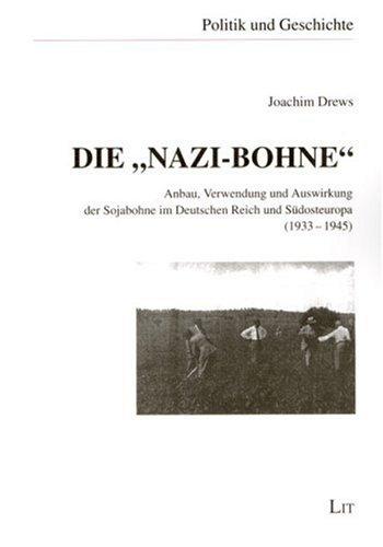 9783825875138: Die 'Nazi-Bohne'