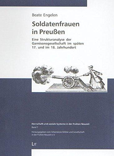 Soldatenfrauen in Preußen: Beate Engelen