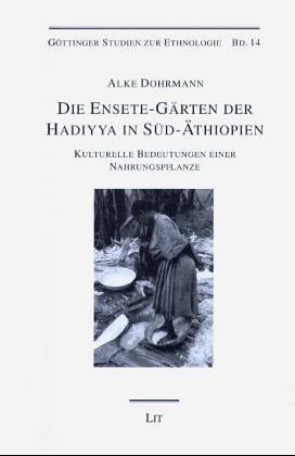 9783825881252: Die Ensete-G�rten der Hadiyya in S�d-�thiopien