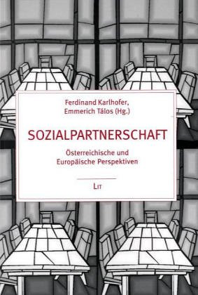 9783825886127: Sozialpartnerschaft. Österreichische und Europäische Perspektiven