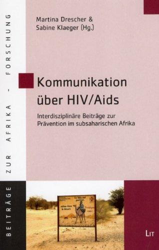 9783825891138: Kommunikation über HIV/Aids