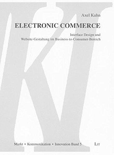 9783825895365: Electronic Commerce