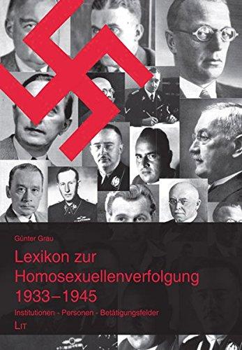 Lexikon zur Homosexuellenverfolgung 1933-1945: Günter Grau