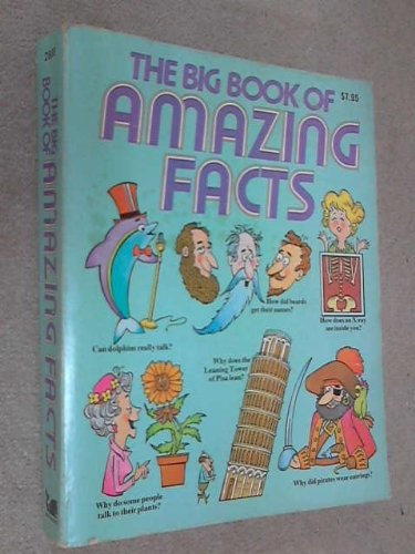 9783825919122: The Big Book of Amazing Facts
