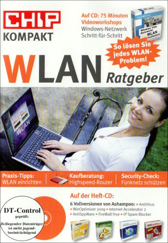 9783825923396: Chip Kompakt WLAN Ratgeber