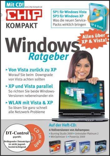 9783825923488: Chip Kompakt Windows Ratgeber