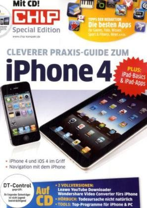 9783825924393: Chip Cleverer Praxis-Guide zum iPhone 4