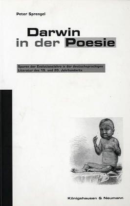 9783826014086: Darwin in der Poesie: Spuren der Evolutionslehre in der deutschsprachigen Literatur des 19. und 20. Jahrhunderts
