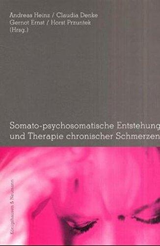 9783826020049: Somato-psychosomatische Entstehung und Therapie chronischer Schmerzen