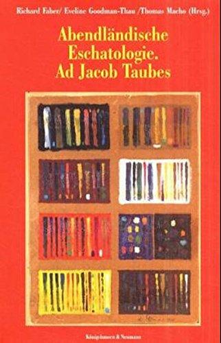 Abendländische Eschatologie: Richard Faber