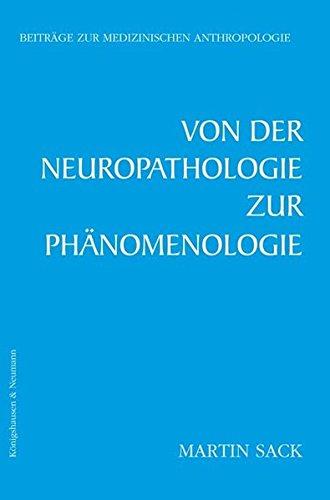 9783826023798: Von der Neuropathologie zur Ph�nomenologie: Alfred Prinz Auersperg und die Geschichte der Heidelberger Schule