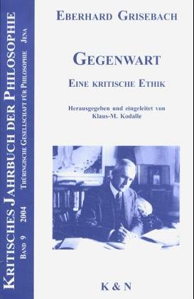 Gegenwart: Eberhard Grisebach