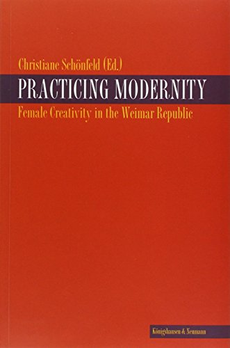 Practicing Modernity: Christiane Schönfeld