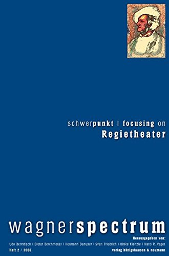 wagnerspectrum 2/2005: Udo Bermbach