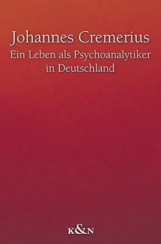 9783826032950: Ein Leben als Psychoanalytiker in Deutschland