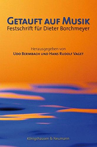 Getauft auf Musik: Udo Bermbach