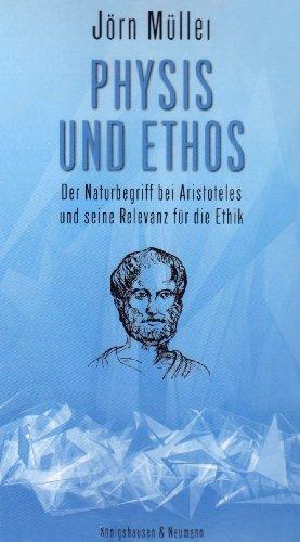 9783826034435: Physis und Ethos