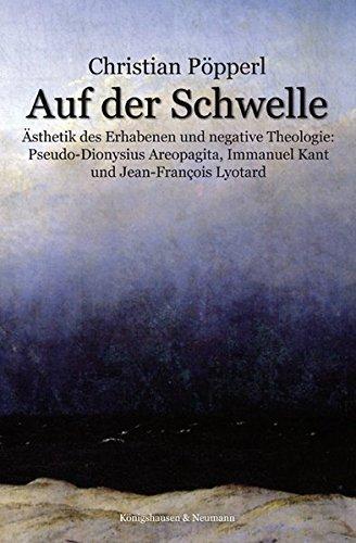 Auf der Schwelle: Christian Pöpperl