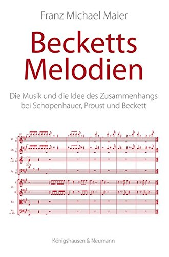 Becketts Melodien: Franz Michael Maier