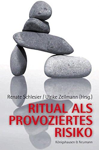 9783826034930: Ritual als provoziertes Risiko