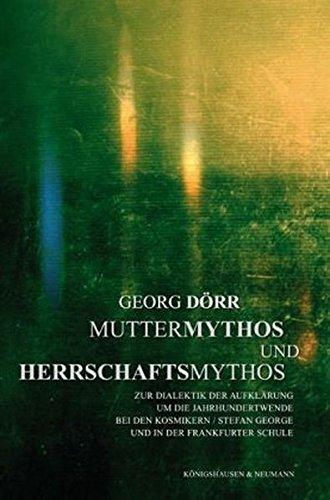 9783826035111: Muttermythos und Herrschaftsmythos