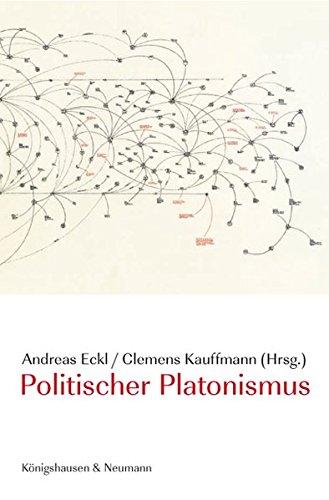 9783826035548: Politischer Platonismus