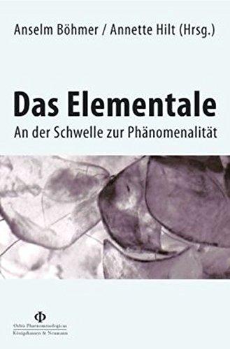 9783826036316: Das Elementale