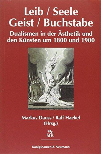 Leib / Seele - Geist / Buchstabe: Markus Dauss
