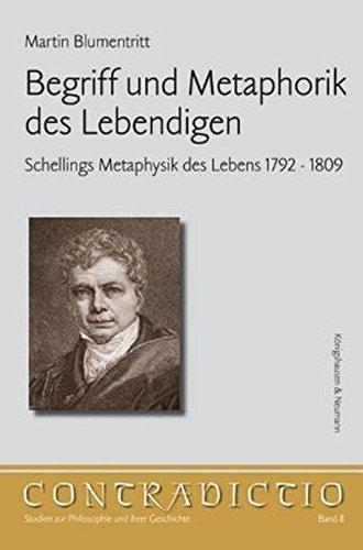 Begriff und Metaphorik des Lebendigen: Martin Blumentritt