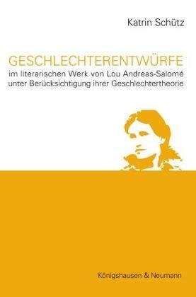 Geschlechterentwürfe: Katrin Schütz