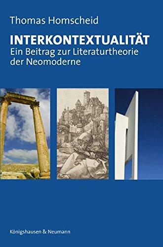 Interkontextualität: Thomas Homscheid