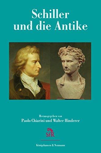 Schiller und die Antike: Paolo Chiarini