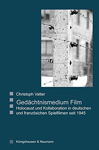 Gedächtnismedium Film: Christoph Vatter