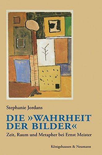 """Die """"Wahrheit der Bilder"""": Stephanie Jordans"""
