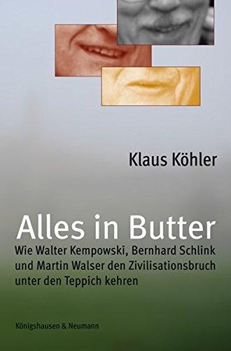 Alles in Butter: Klaus Köhler