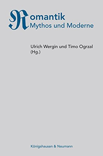 9783826042867: Romantik: Mythos und Moderne