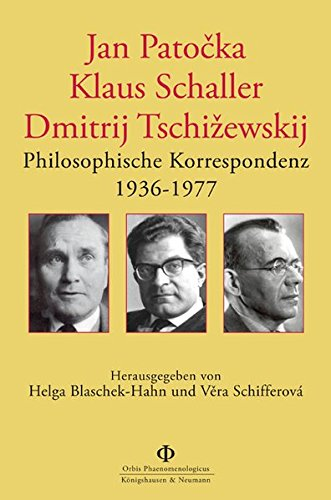Jan Patocka - Klaus Schaller - Dmitrij