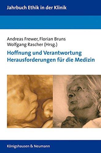 Hoffnung und Verantwortung: Andreas Frewer