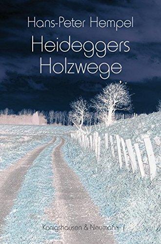 9783826044434: Heideggers Holzwege