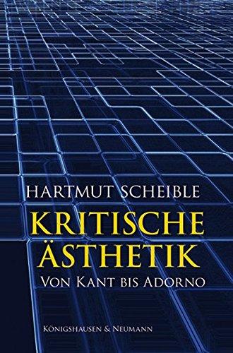 9783826044854: Kritische �sthetik: Von Kant bis Adorno