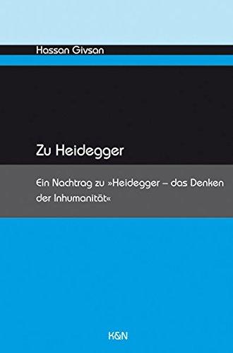 Zu Heidegger: Hassan Givsan
