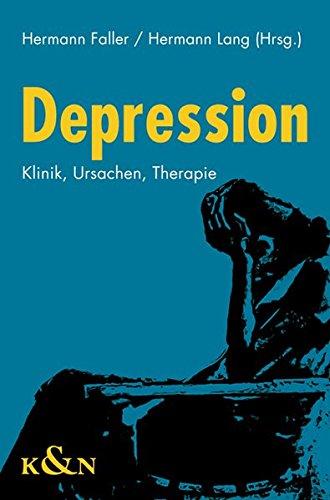 9783826045509: Depression: Klinik, Ursachen, Therapie