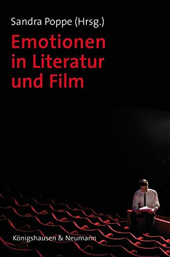 9783826046568: Emotionen in Literatur und Film