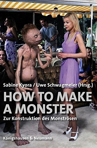 9783826046629: How To Make A Monster