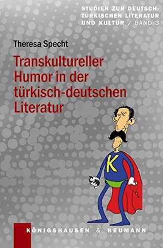 9783826046667: Transkultureller Humor in der türkisch-deutschen Literatur