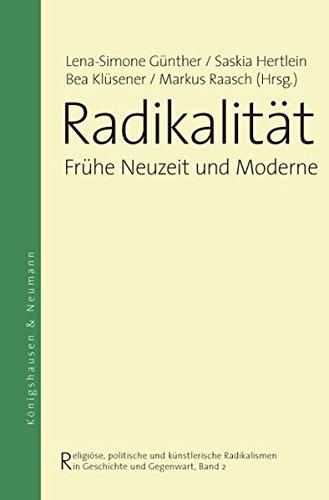 Radikalität: Lena-Simone G�nther