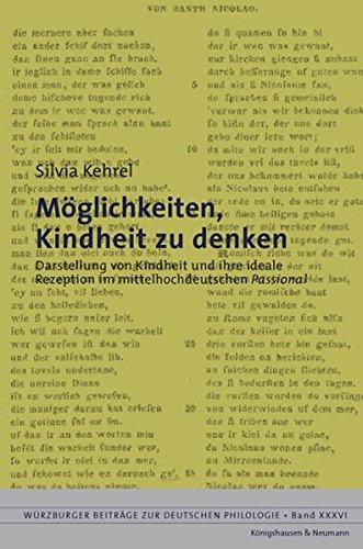 Möglichkeiten, Kindheit zu denken: Silvia Kehrel
